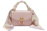 Mulberry推出情人节新品 粉色包袋萌化你心