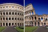 今昔对比 这11个古罗马建筑以前是什么样?