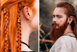 换一个维京人发型 去征服俊男靓女的心