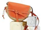 橘色系包包来袭 给妈妈们一个元气的橙色夏天