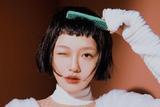 """大S""""狗啃刘海""""变身回春怪女孩 可酷可甜少女感满分"""