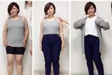 神奇显瘦穿搭术 光靠穿搭就能达到瘦身效果
