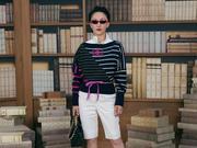 周迅助阵Chanel高定大秀 造型帅气自由不失优雅