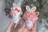 打卡可爱冰品 超可爱兔耳朵冰淇淋