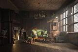 600多年室内装修风格的改变