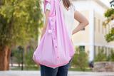 为环保献一份力 把衬衫变成超酷的手提袋