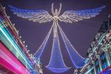 伦敦美轮美奂的圣诞彩灯