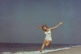 17张玛丽莲・梦露1957年在海滩上拍摄的美照