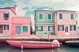 意大利布拉诺岛的色彩搭配指南