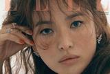宋慧乔晒伤妆登《ELLE》新加坡版五月刊封面