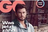 帅气十足 锤哥登上德国《GQ》杂志6月号极清封面