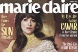 达妹Dakota Johnson登上《Marie Claire》夏日刊极清封面