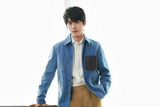刘昊然助阵TOD'S男装秀 蓝色夹克尽显少年魅力