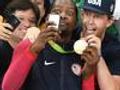 2020东京奥运会回收手机做奖牌