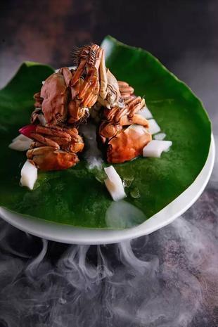 错过再等一年 膏满黄腴的京城金秋蟹宴