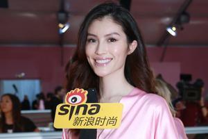 [维秘大秀]专访何穗:第二次出现中国四美