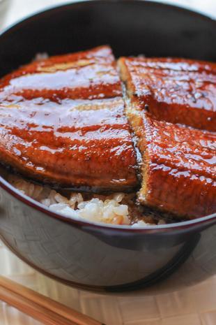 神级吃货的目标 吃遍最好的鳗鱼料理