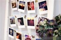 13種婚禮照片裝飾溫馨婚房的方法