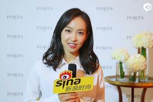 [对话]宋茜:穿白衬衫显高又显瘦的小心机
