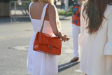 戛纳潮人街拍 和时尚达人学基本款的百搭穿法