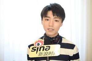 [专访王俊凯]第一次走秀还是满意的