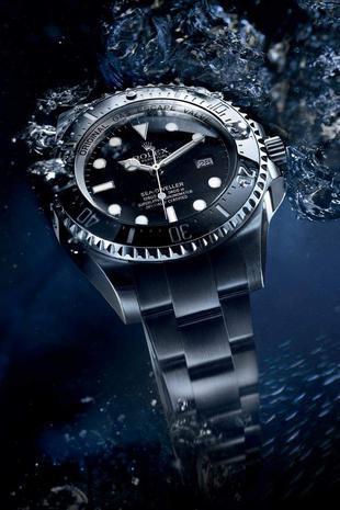 复杂潜水腕表的演变