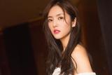 蔡文静白色长裙 恰到好处的优雅