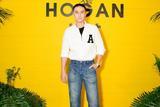 蒋劲夫助阵Hogan米兰预览 简约造型尽显阳光型男范儿