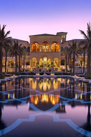 这里的奢华酒店 除了土豪金还有设计范