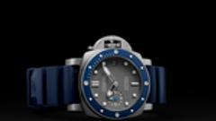 沛纳海SUBMERSIBLE CHRONO潜行系列腕表纪尧姆·内里版