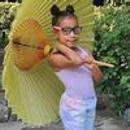亲自操刀出游造型,卡戴珊家六岁的她真不简单