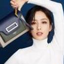 去年易主的法国奢侈品牌Lancel宣布佟丽娅为中国品牌大使