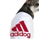 Adidas还有宠物服装支线Adidog? 其实是商标侵权