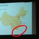谈资   校招PPT中国地图出错 DIOR凌晨发致歉声明
