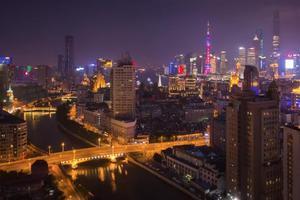 美丽的外滩 东方魔都上海