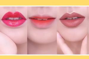 唇妆的6种画法 改变唇形超强干货