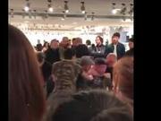 巴黎世家对华人门店购物遭群殴事件发布最新声明