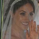 哈里王子梅根-马克尔大婚 新娘身穿纪梵希婚纱