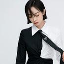 星扒客|李沁宋茜告诉你 女生打领带可以这么酷