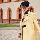 秋冬最in穿搭 还是俞飞鸿的大衣连衣裙最时髦