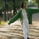 人手一件的白色打底衫 怎样才能穿得像刘雯