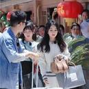 星扒客|生圖能打的趙麗穎 要到《中餐廳4》揮小刀還是吃吃吃?