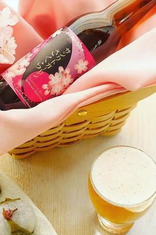 樱花季限定新品 满足你的少女心
