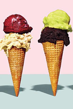 边吃冰激凌边减肥?你没听错这样真可以