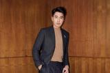 赵又廷出席《南极之恋》发布会 温暖型男的儒雅风范