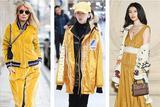 暖洋洋的姜黄色治愈冬日的寒冷
