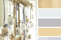 6個冬季婚禮色彩搭配方案