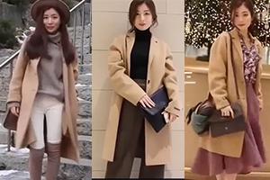 视频:大衣的7天不同穿搭 拯救穿搭困难症
