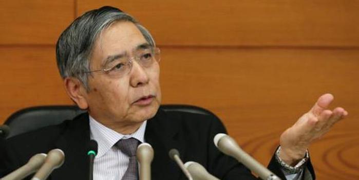 日本央行總裁黑田東彥稱貨幣寬松工具不僅限于降息