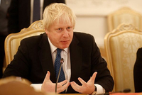 新首相约翰逊组建强硬脱欧派政府 誓言99天内脱欧